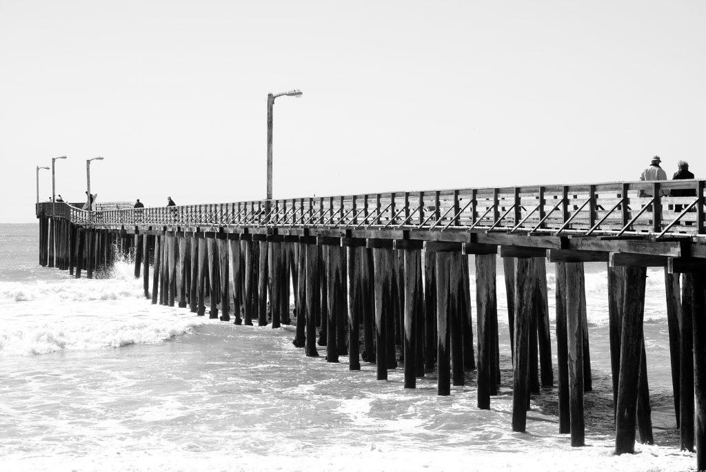 Cayucos Pier-  2012